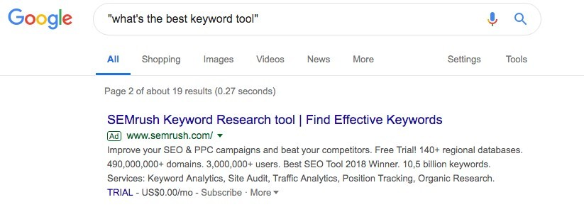 What's-the-best-keyword-tool-main-exact-match-search-results-as-indicated-by-Jaaxy
