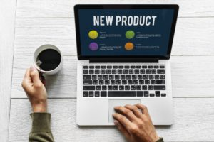 Create your own product to sell online